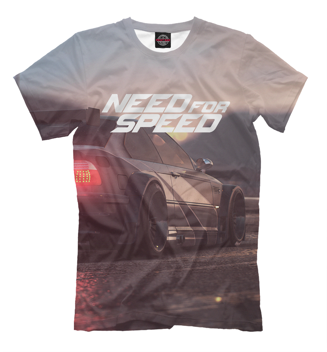 Купить Need For Speed, Printbar, Футболки, RPG-341923-fut-2