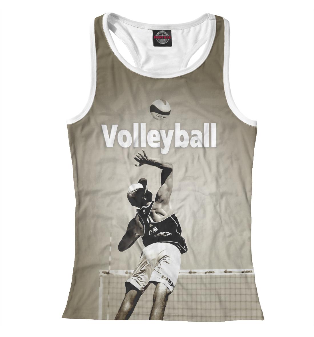 Купить Volleyball, Printbar, Майки борцовки, VLB-266074-mayb-1