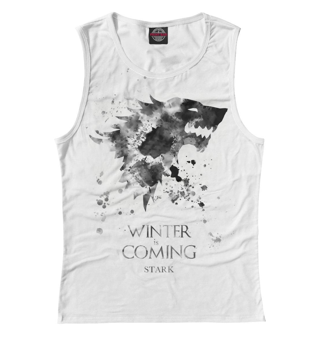Купить Winter Is Coming, Printbar, Майки, IGR-249024-may-1