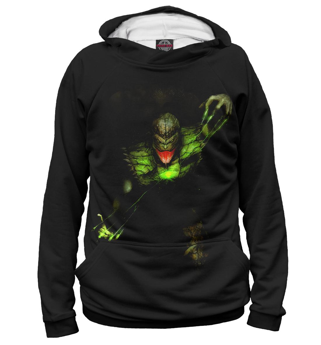 Купить Reptile, Printbar, Худи, MKB-843565-hud-2