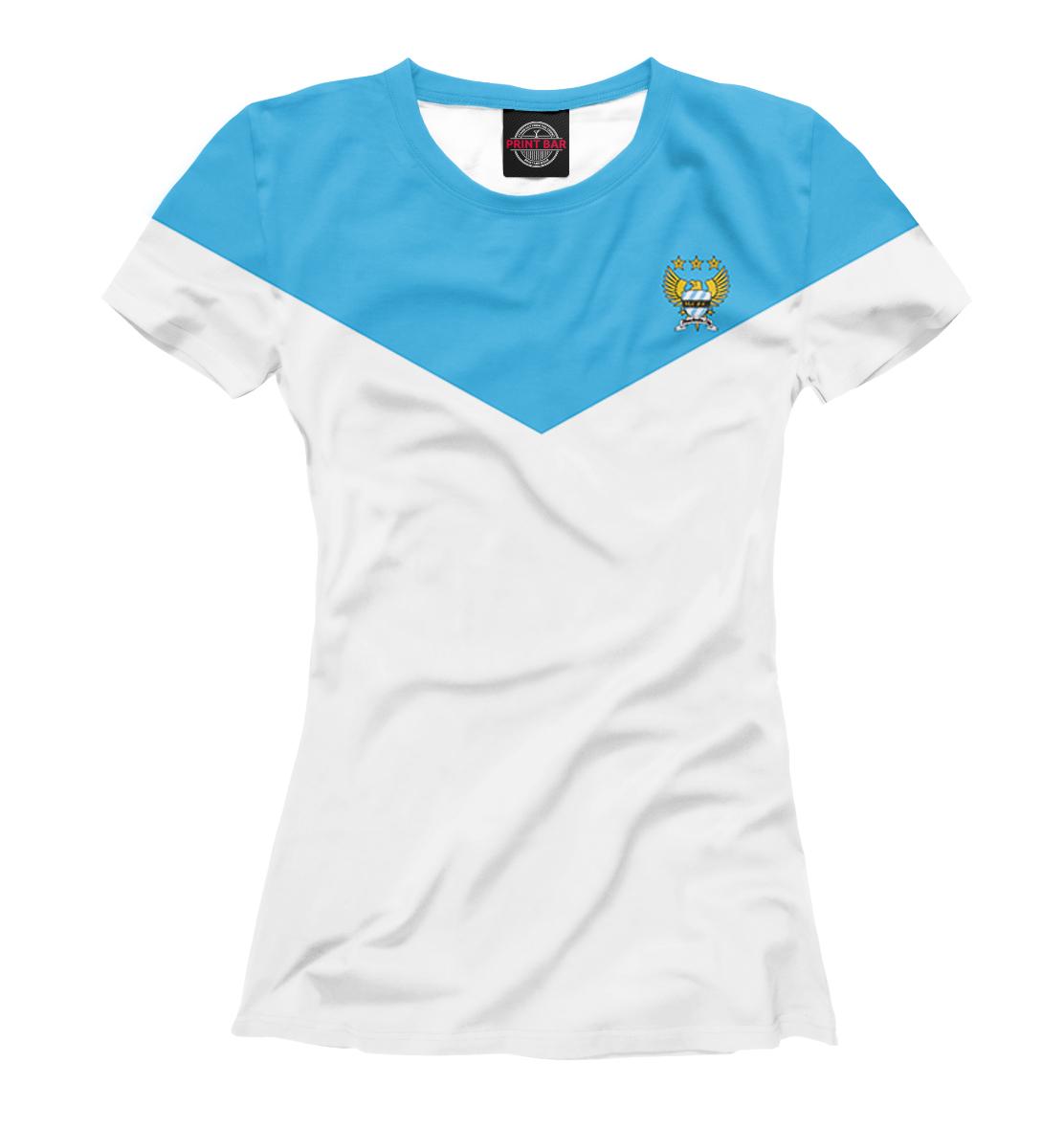 Купить Manchester City, Printbar, Футболки, MNC-229595-fut-1