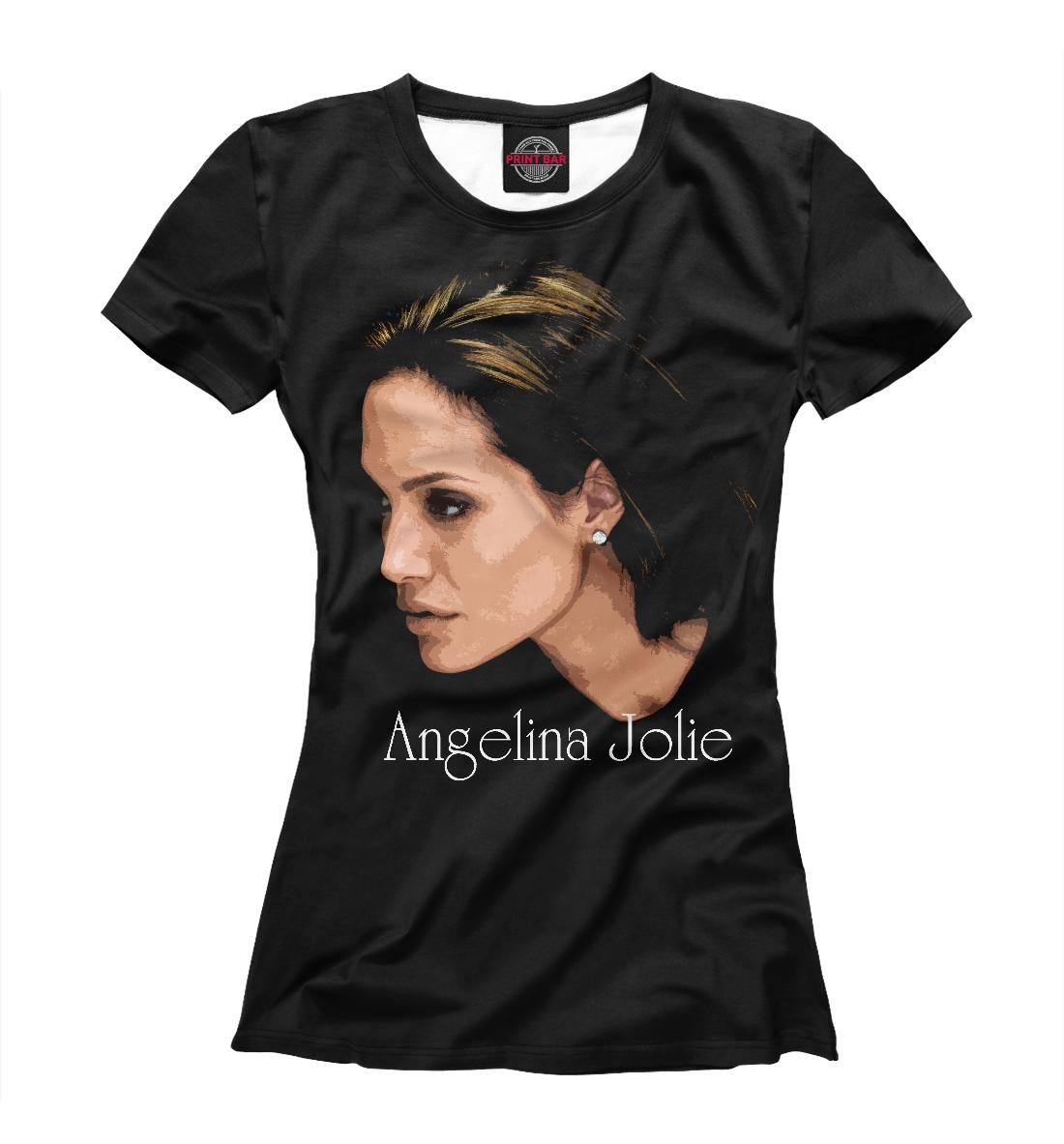 Купить Angelina Jolie, Printbar, Футболки, ANJ-662370-fut-1