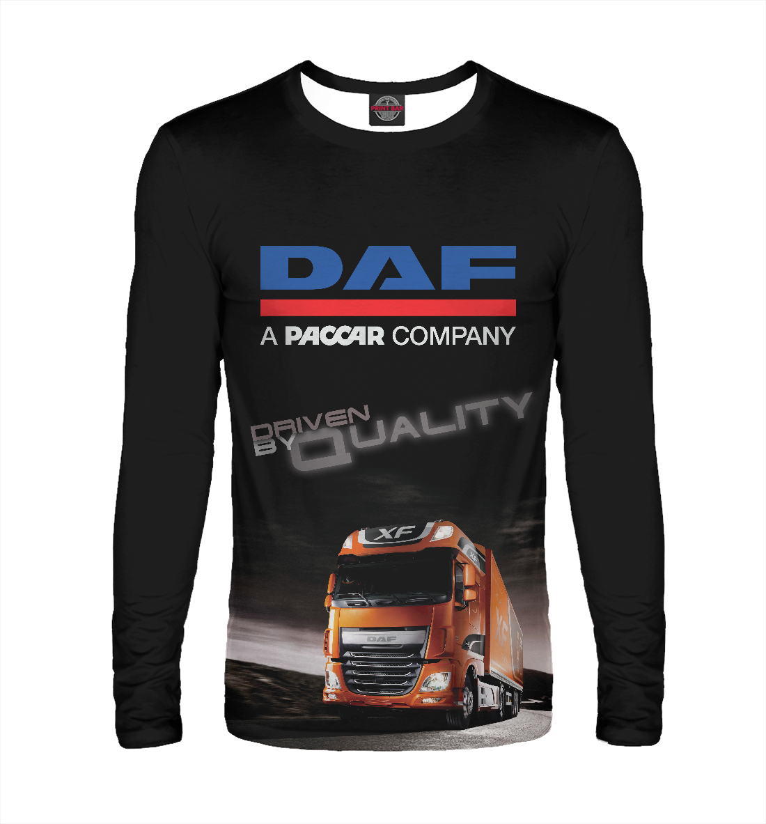Фото - DAF - Driven By Quality courtney driver driven