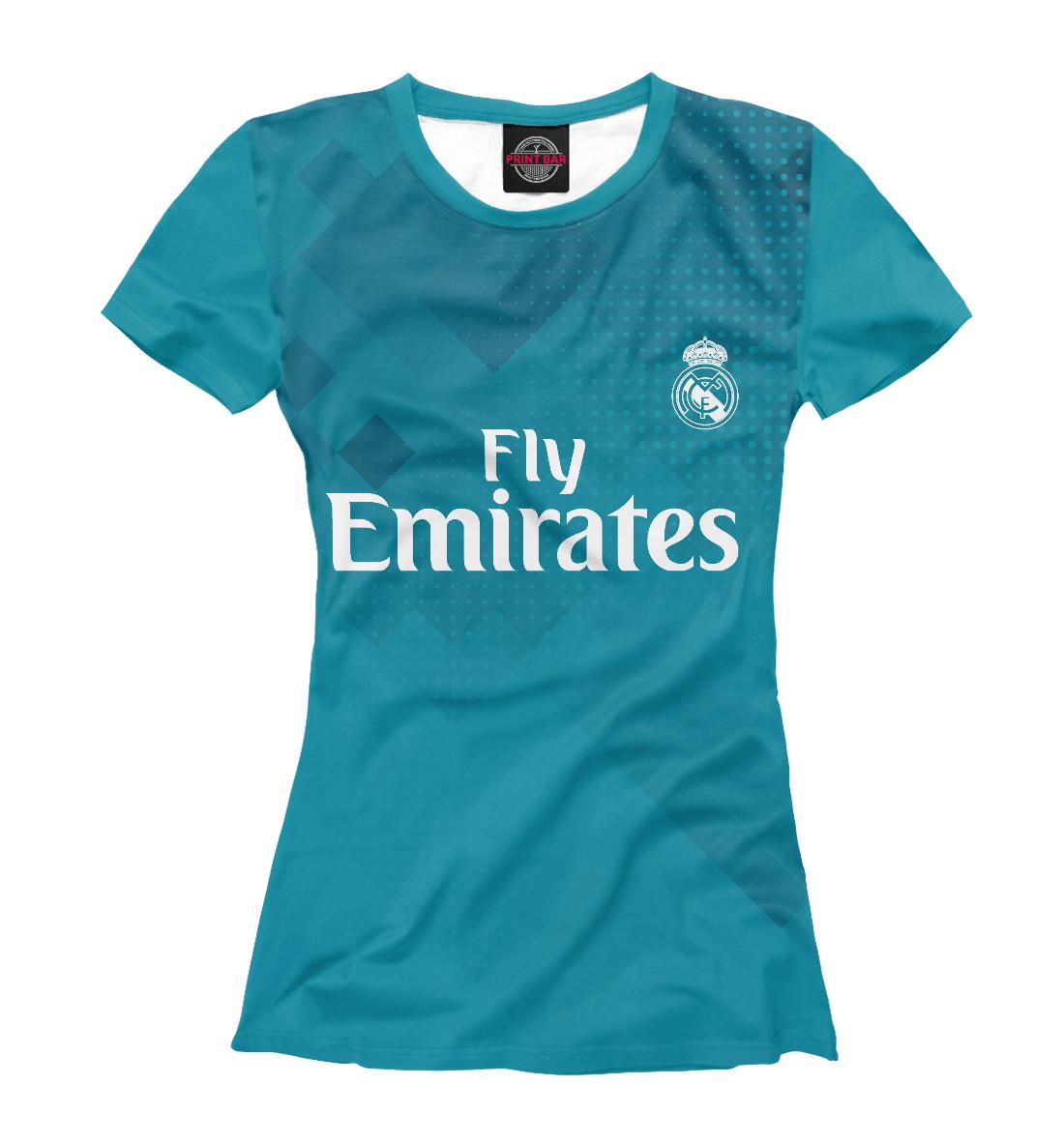 Купить Реал Мадрид, Printbar, Футболки, REA-395951-fut-1