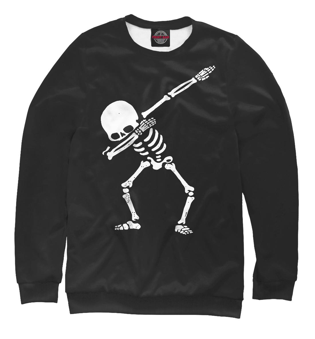 Купить DAB Скелет, Printbar, Свитшоты, DAB-408673-swi-2
