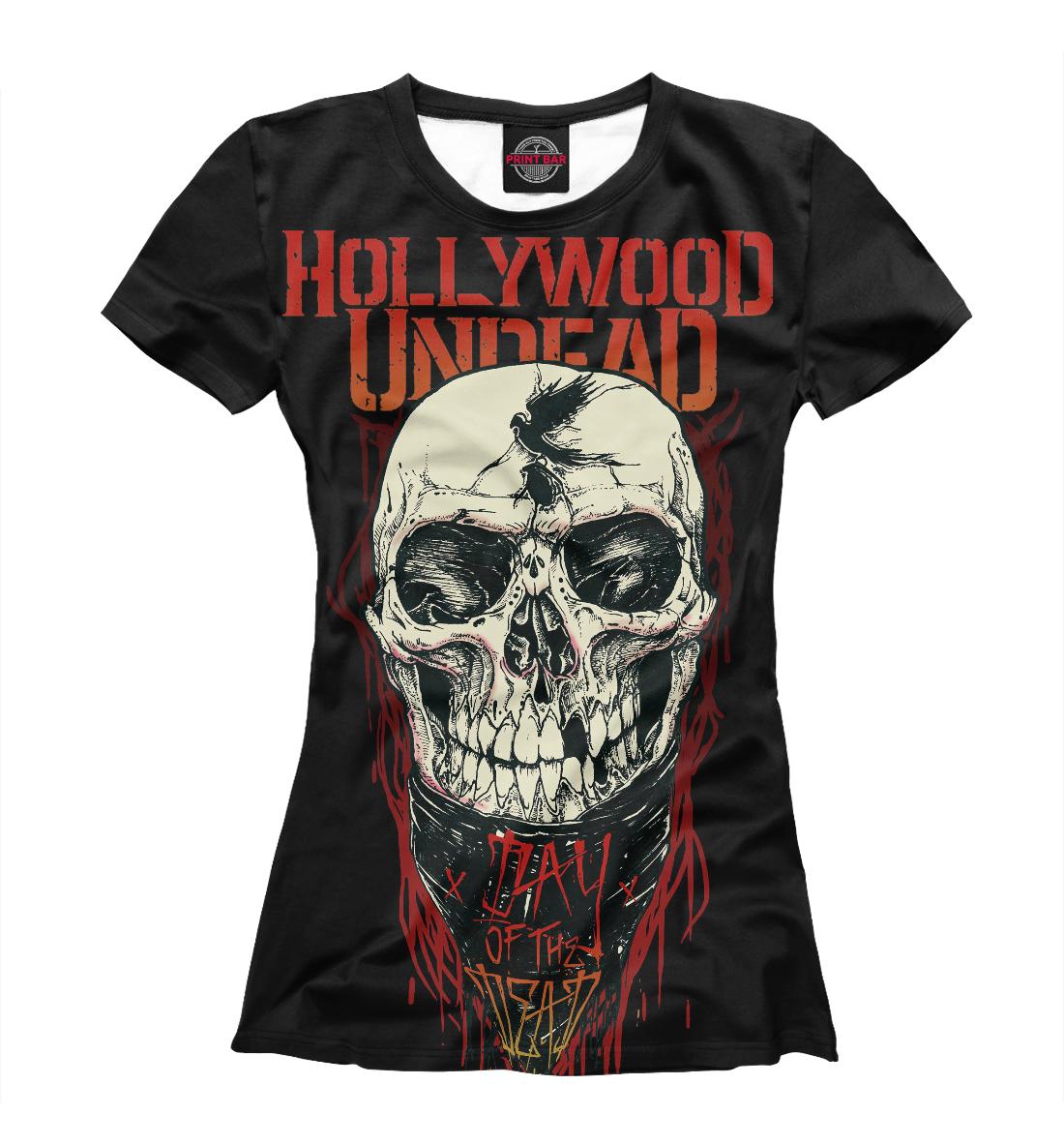 Купить Hollywood Undead, Printbar, Футболки, HLW-920735-fut-1
