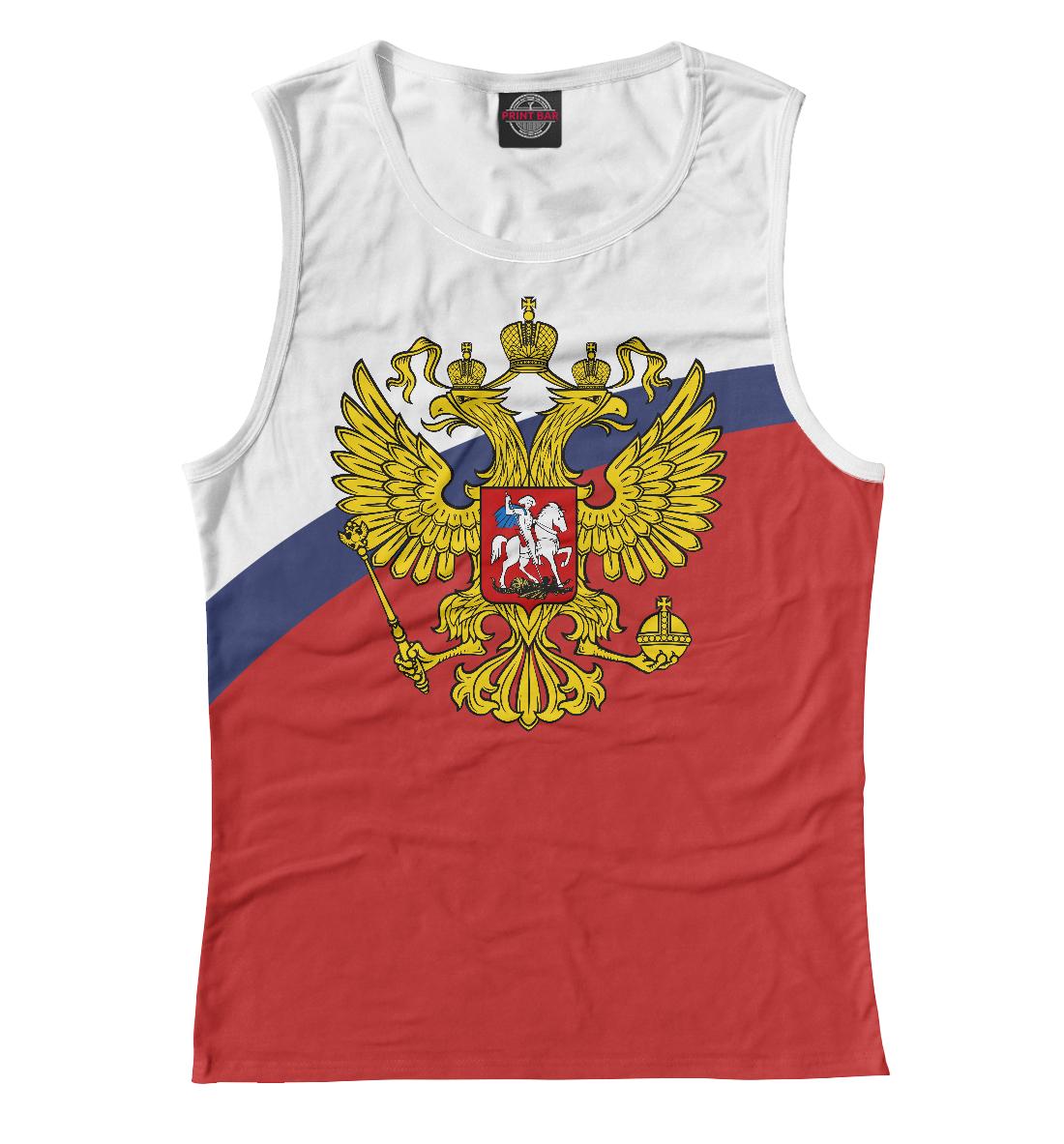 Купить Россия Триколор, Printbar, Майки, SRF-545841-may-1