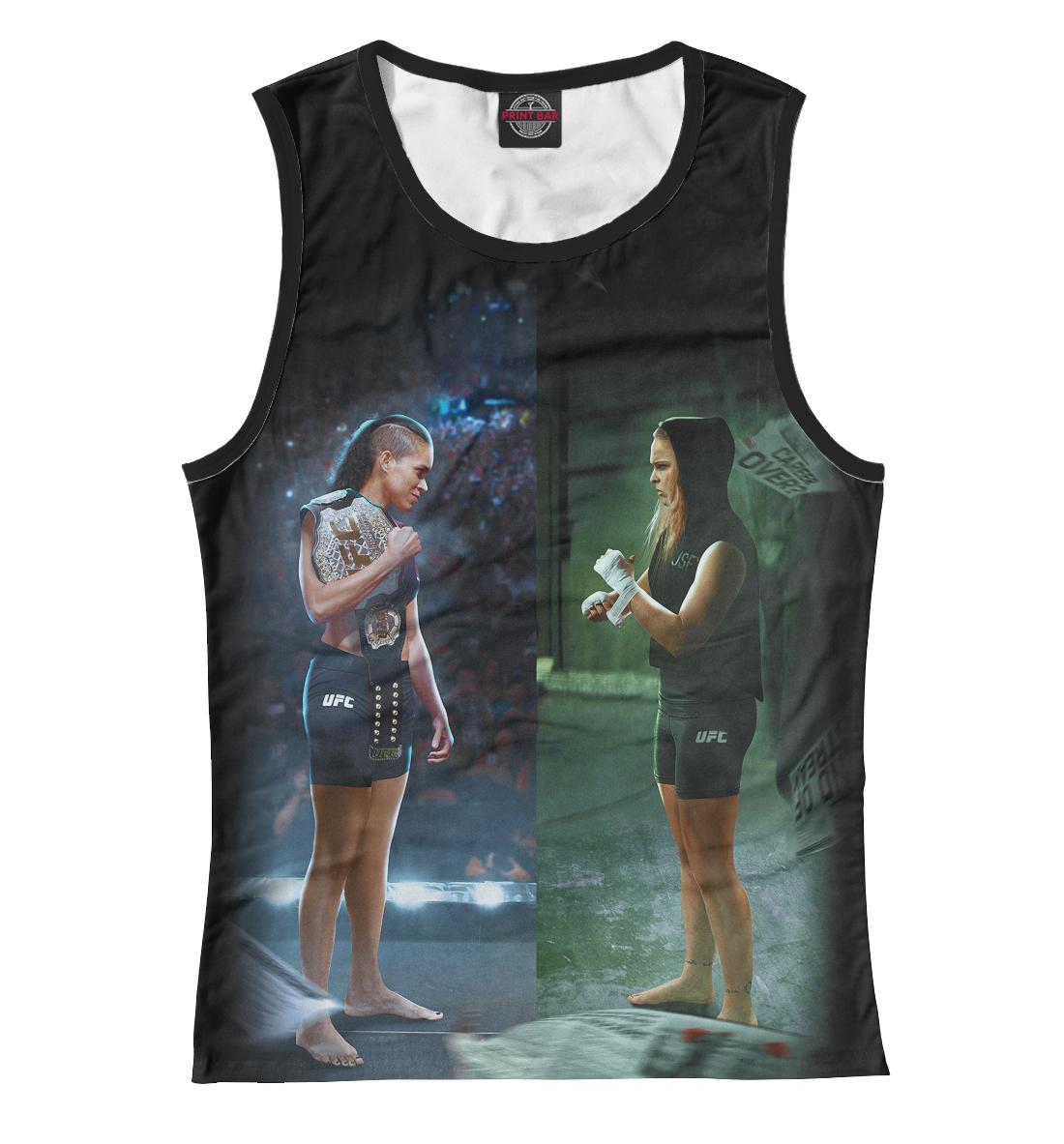 Купить Ronda Rousey vs Amanda Nunes, Printbar, Майки, RWS-977405-may-1