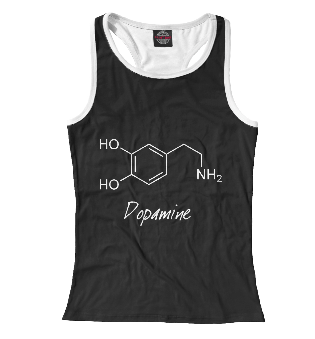 Купить Химия Дофамин, Printbar, Майки борцовки, CHM-824886-mayb-1