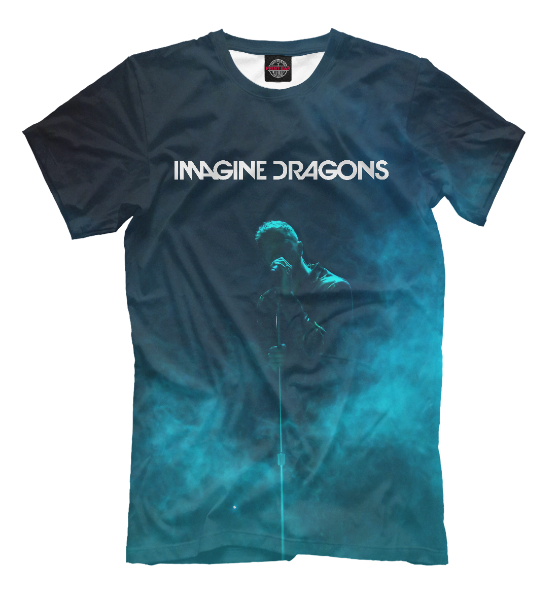 Купить Imagine Dragons, Printbar, Футболки, IMA-510872-fut-2