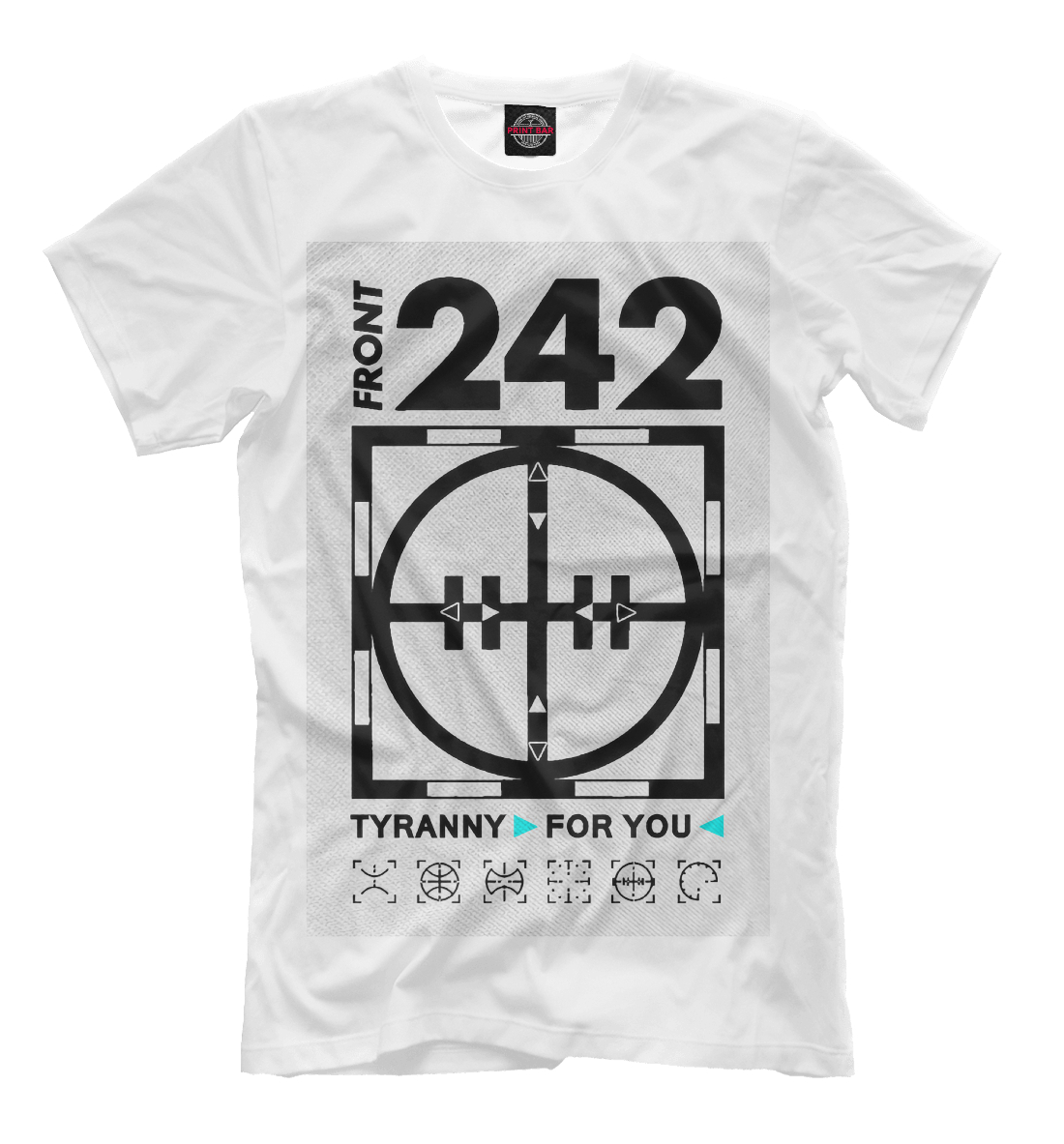 Front 242 Tyranny For You.