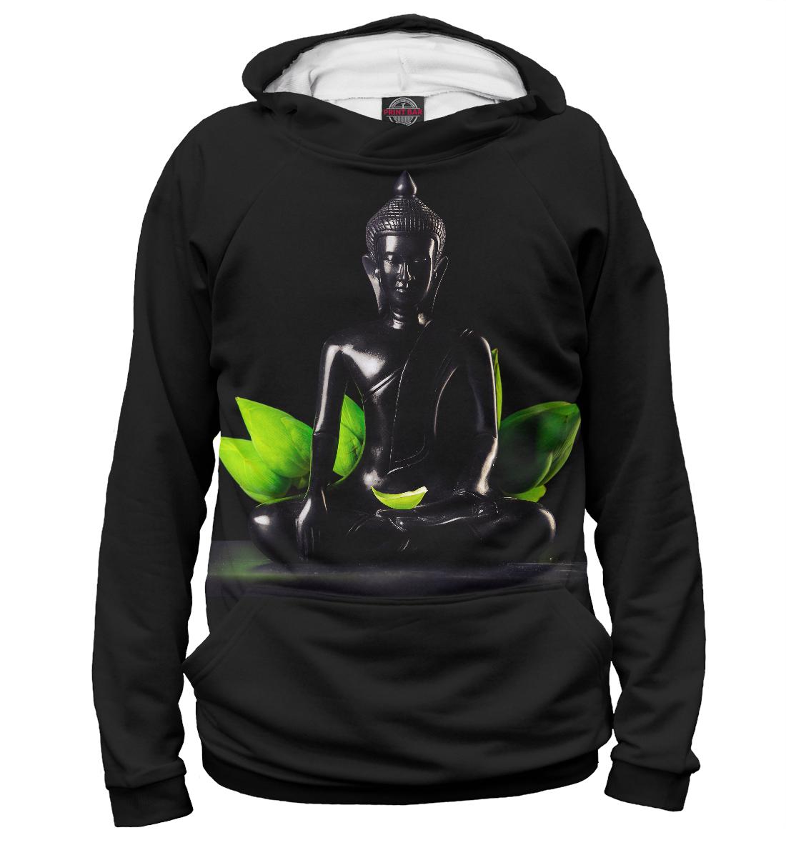 Купить Будда, Printbar, Худи, PSY-534416-hud-1