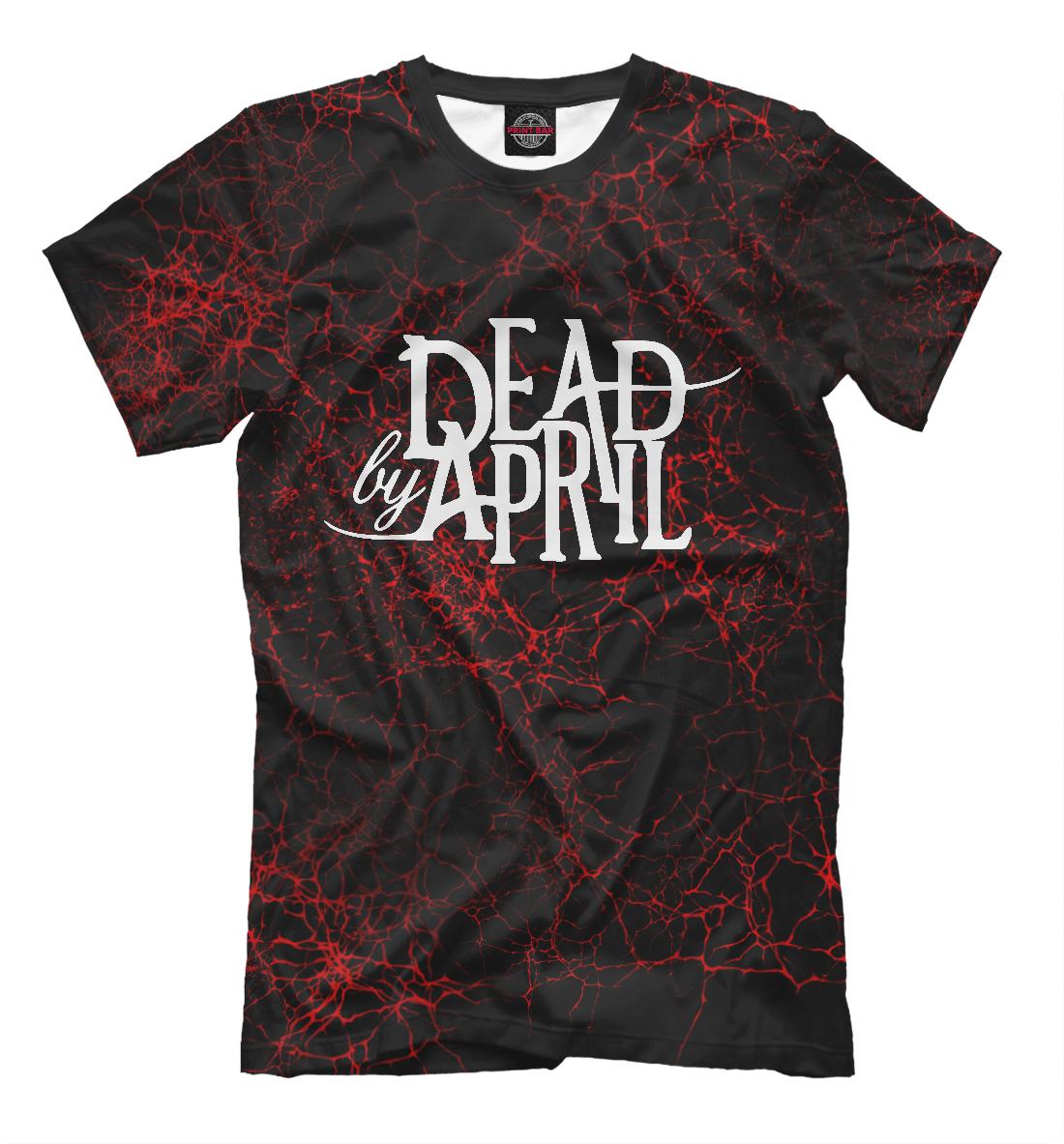 Купить Dead by April, Printbar, Футболки, DBA-289584-fut-2