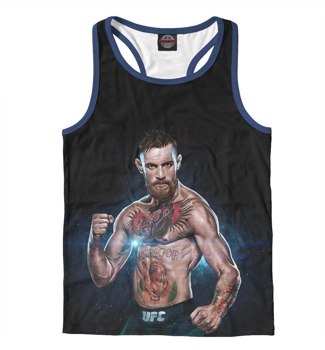 Купить Conor McGregor, Printbar, Майки борцовки, MCG-794453-mayb-2