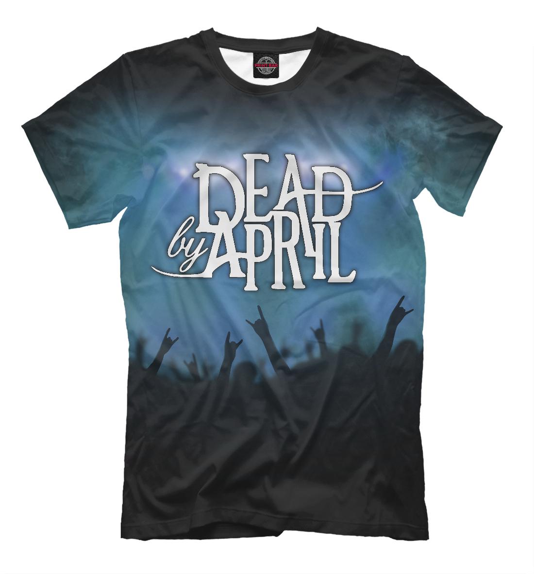 Купить Dead by April, Printbar, Футболки, DBA-986007-fut-2