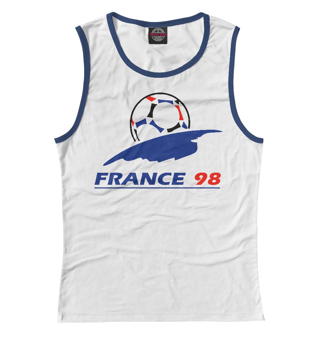 Купить France 98, Printbar, Майки, RZN-859209-may-1