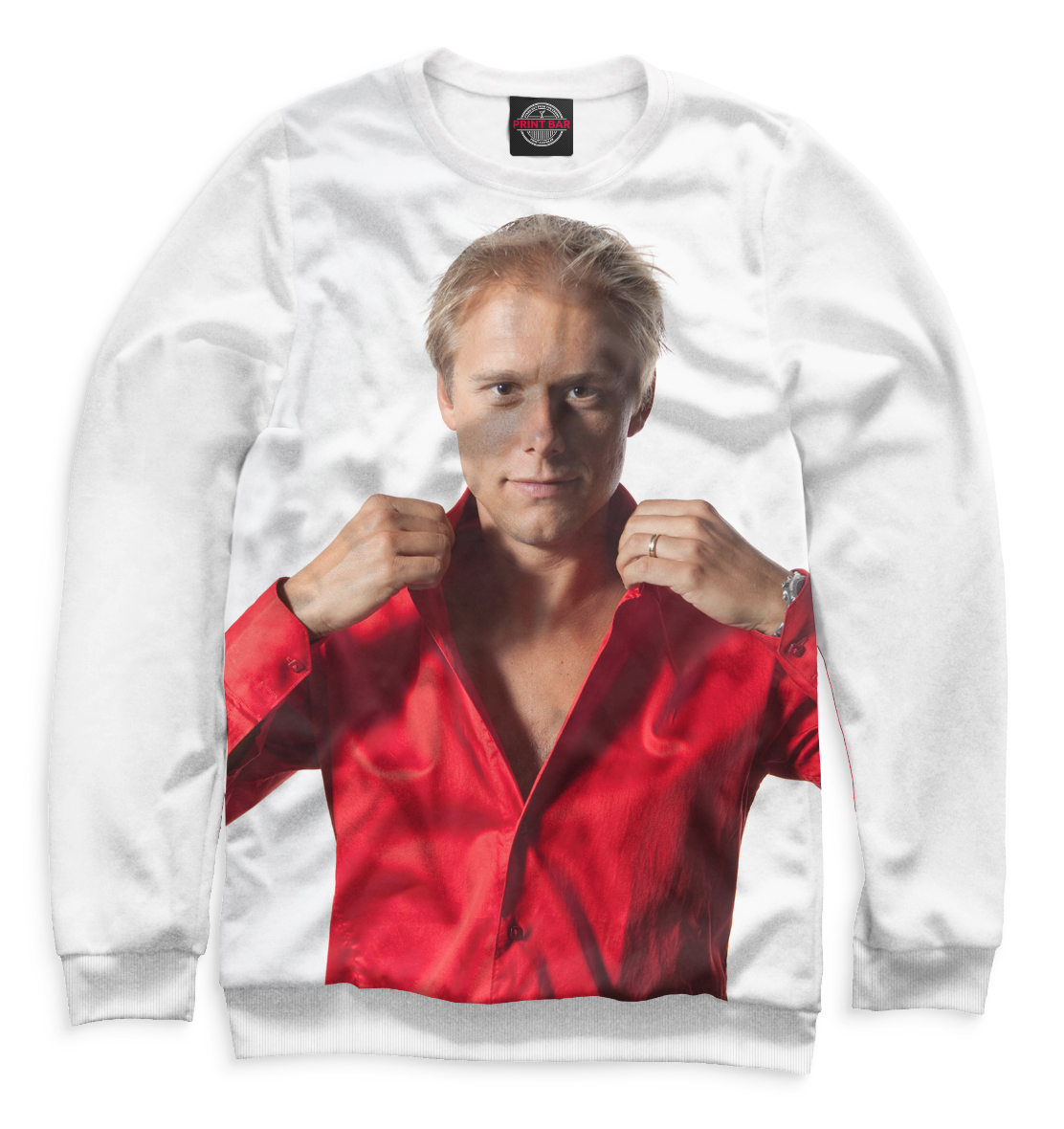 Купить Armin van Buuren, Printbar, Свитшоты, AVB-718046-swi-1