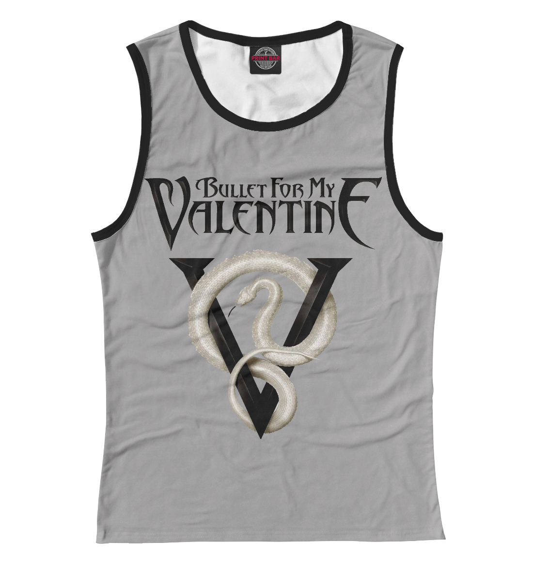 Купить Bullet for My Valentine Venom, Printbar, Майки, BMV-399029-may-1