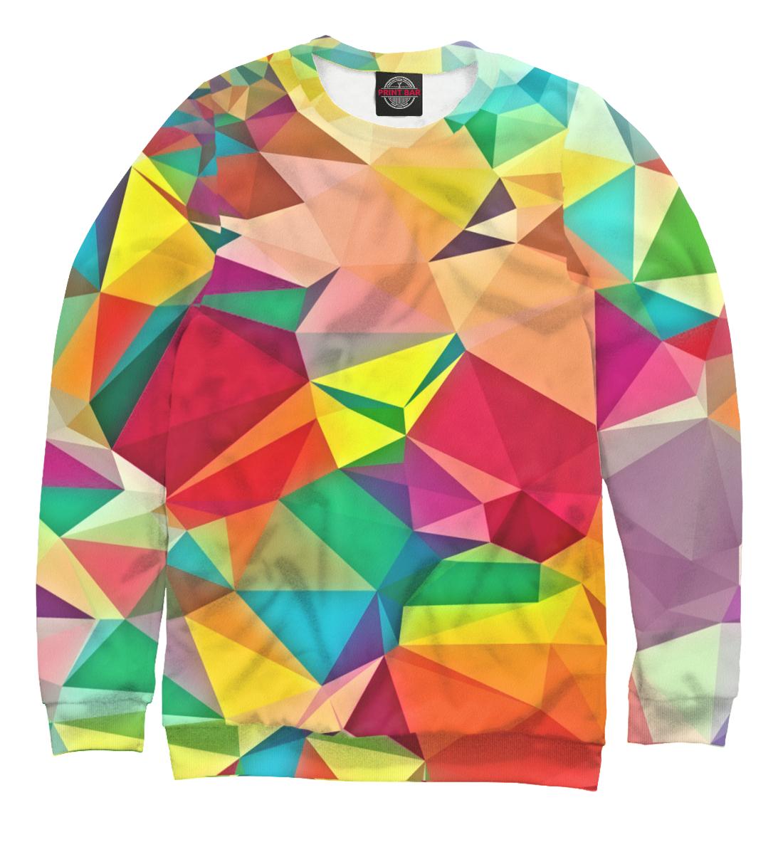 Купить Цветная абстракция, Printbar, Свитшоты, ABS-277635-swi-1