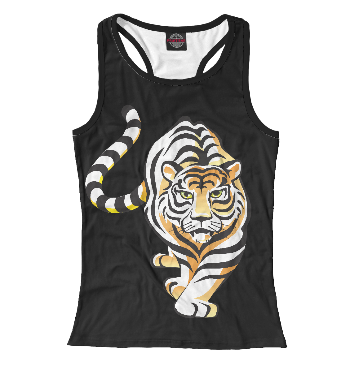Купить Тигр, Printbar, Майки борцовки, HIS-739622-mayb-1