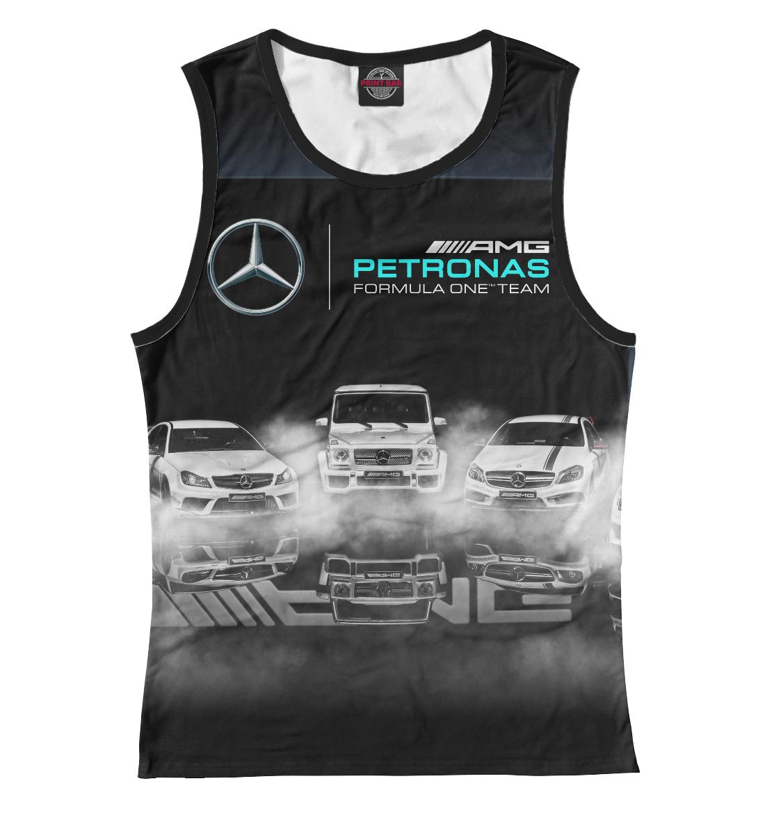 Купить Mercedes AMG, Printbar, Майки, MER-222173-may-1