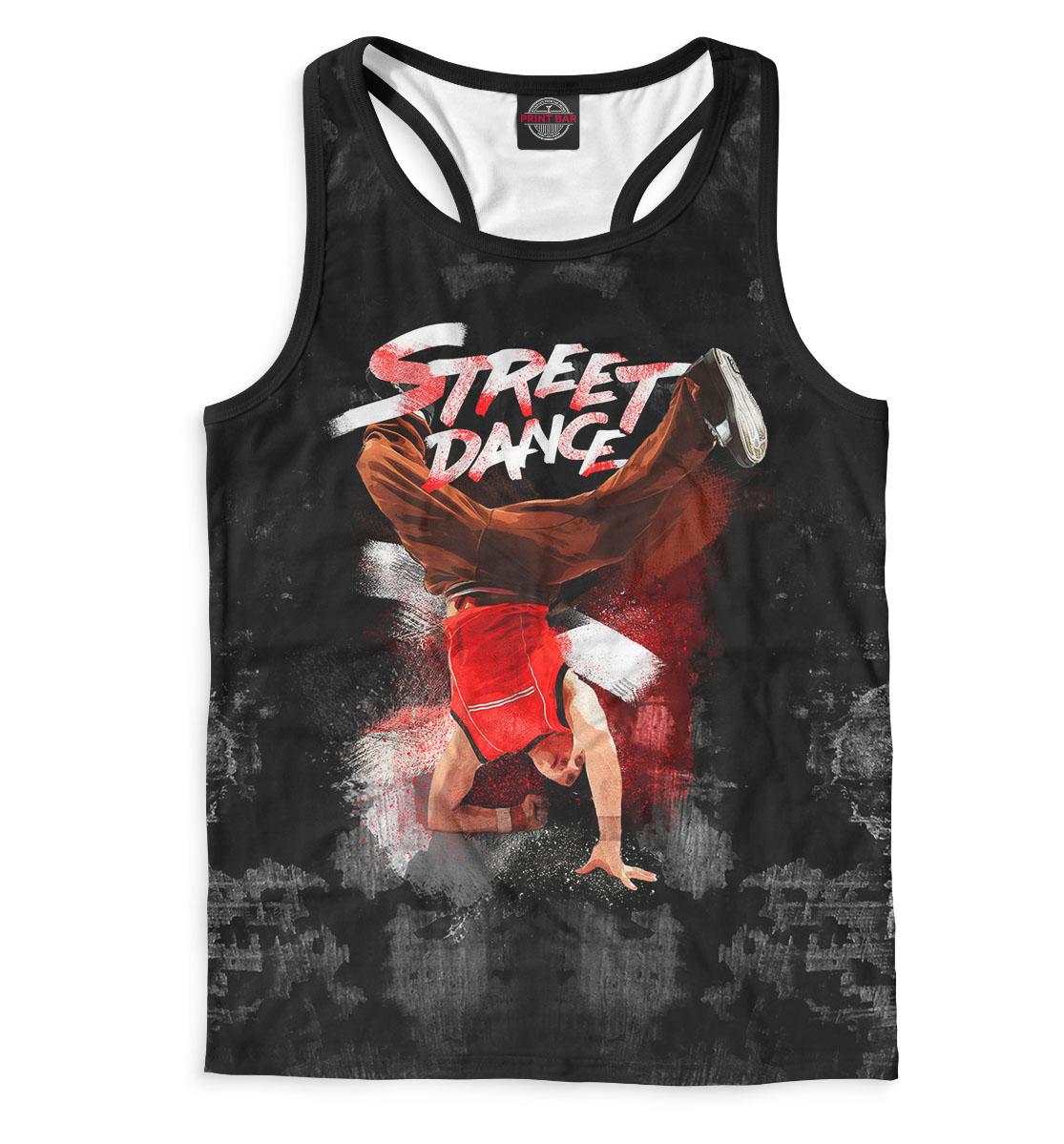 Купить Street Dance, Printbar, Майки борцовки, DNC-715138-mayb-2