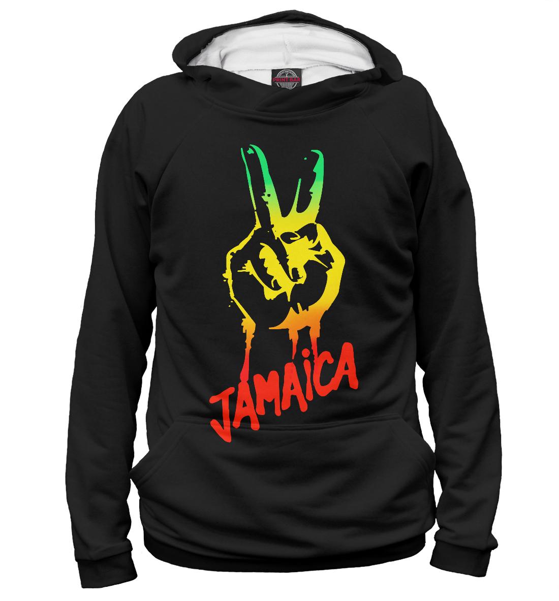 Купить Ямайка, победа, Printbar, Худи, CTS-989632-hud-2