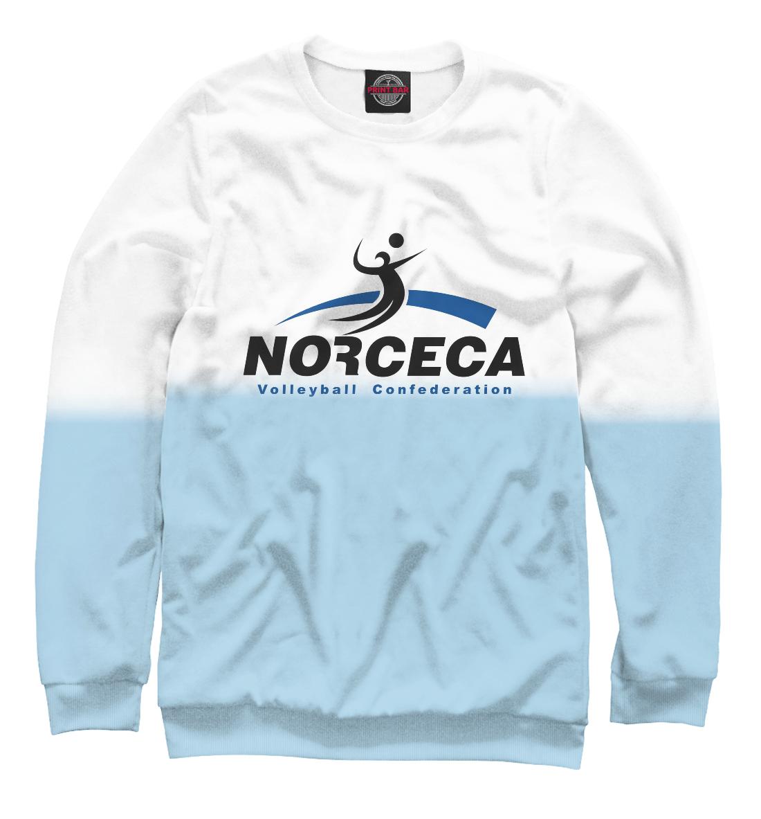 Купить Norceca volleyball confederation, Printbar, Свитшоты, VLB-281557-swi-2