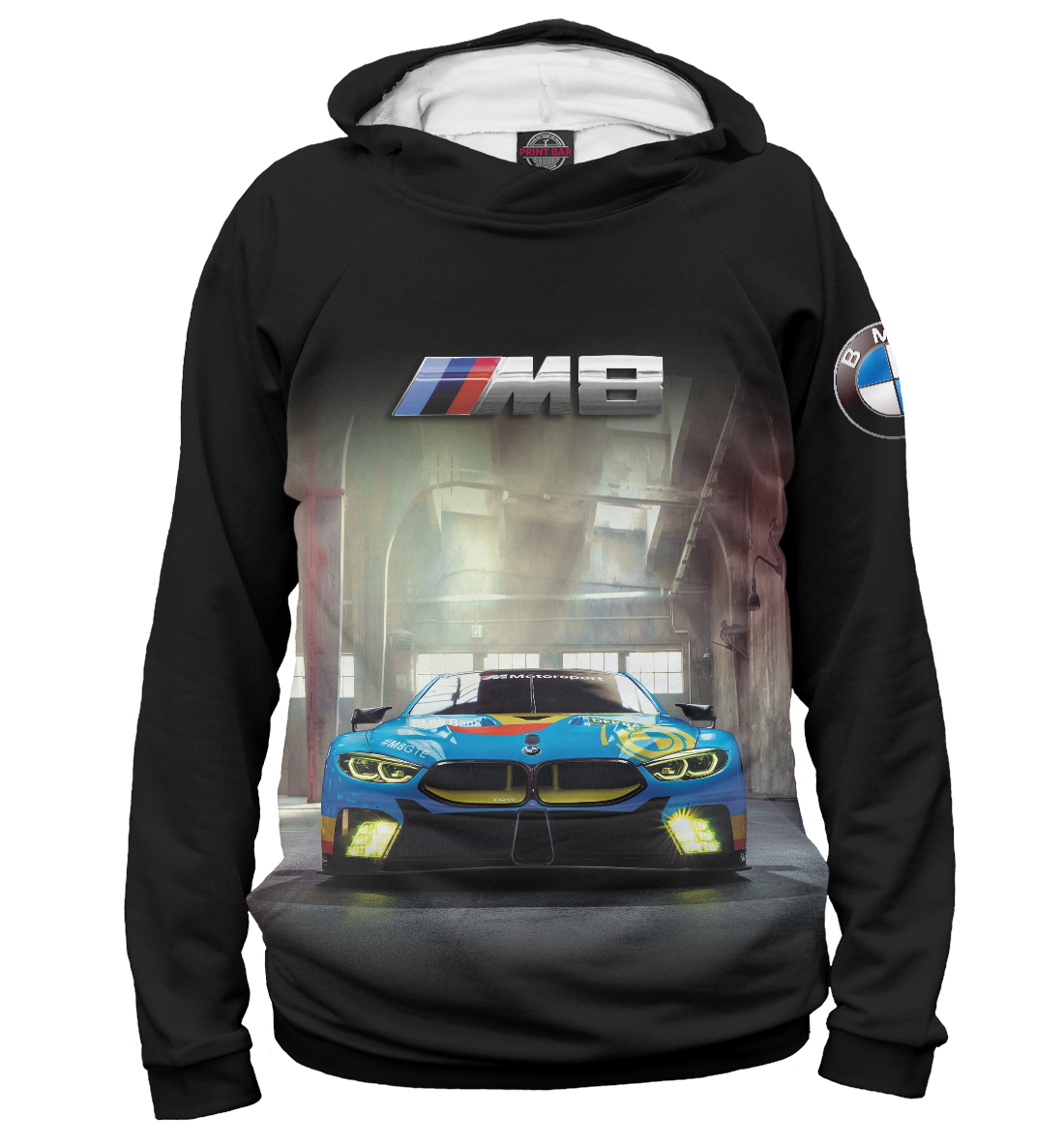 M8 GTE Motorsport m8 mini