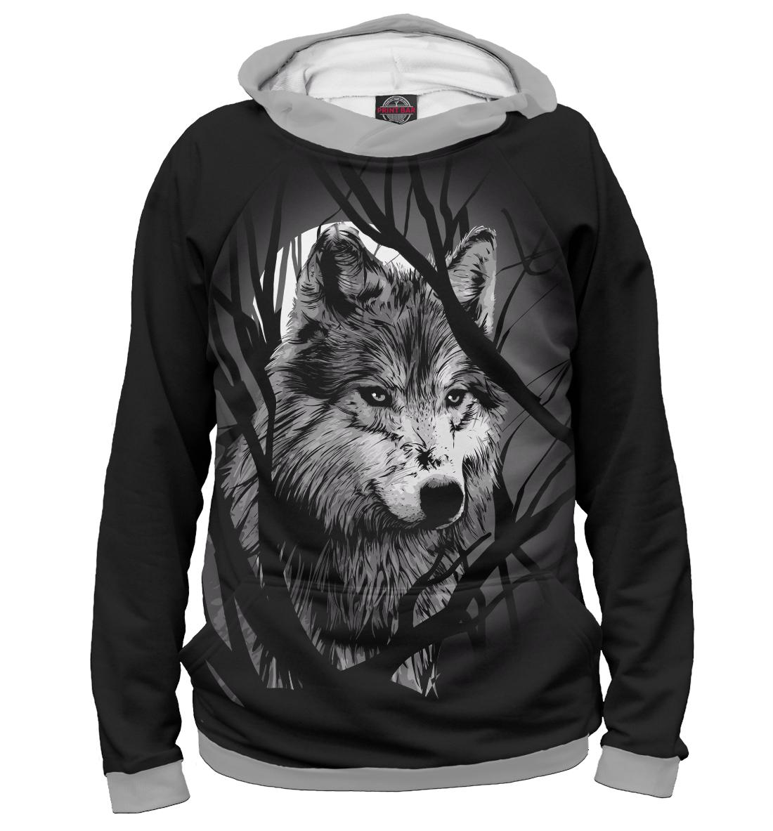 Купить Grey Wolf, Printbar, Худи, VLF-832613-hud-1