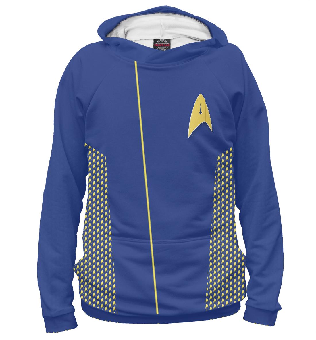 Купить Звёздный путь: Дискавери, Printbar, Худи, SDC-868824-hud-1
