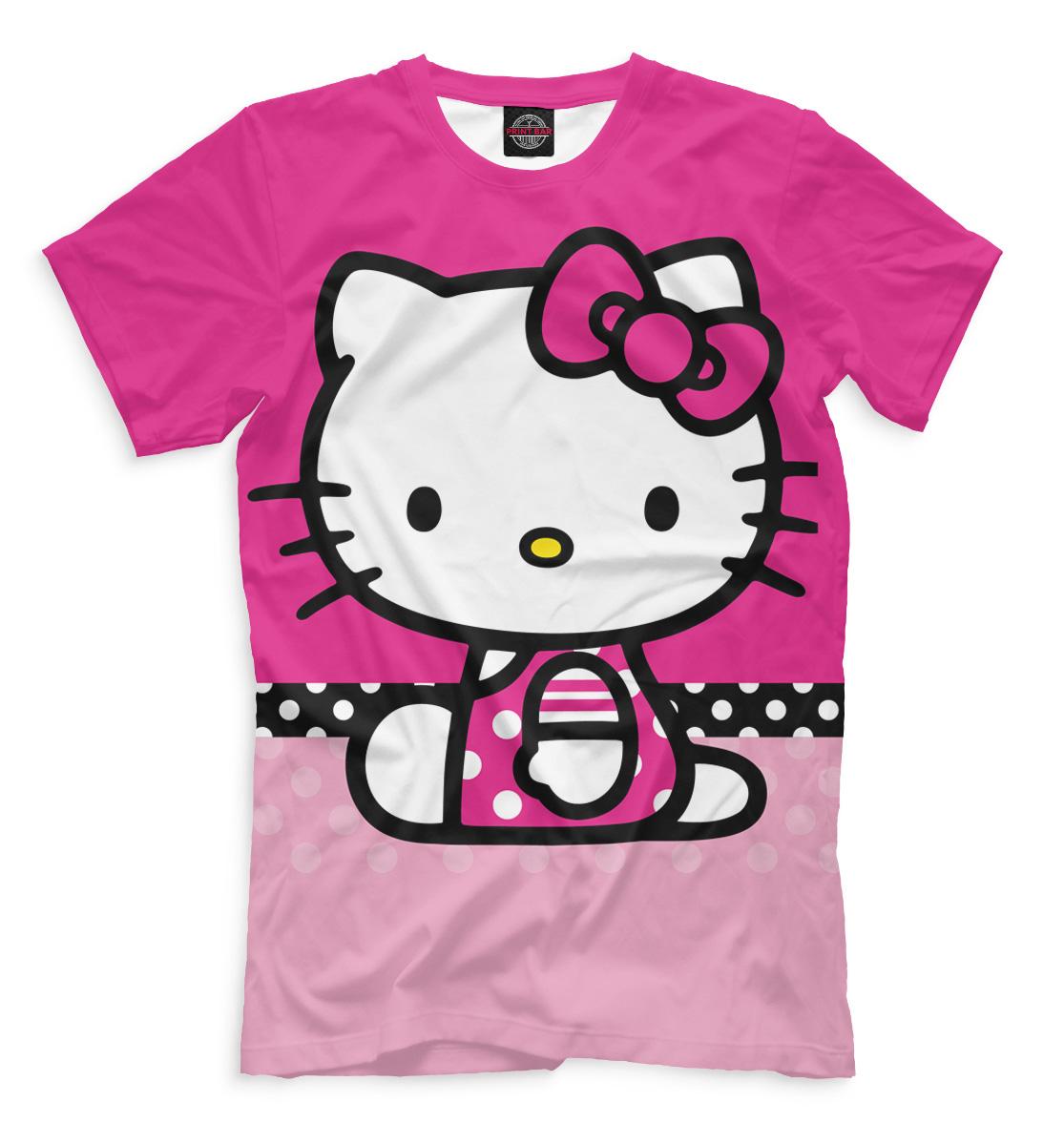 Купить Hello Kitty, Printbar, Футболки, HLK-149595-fut-2