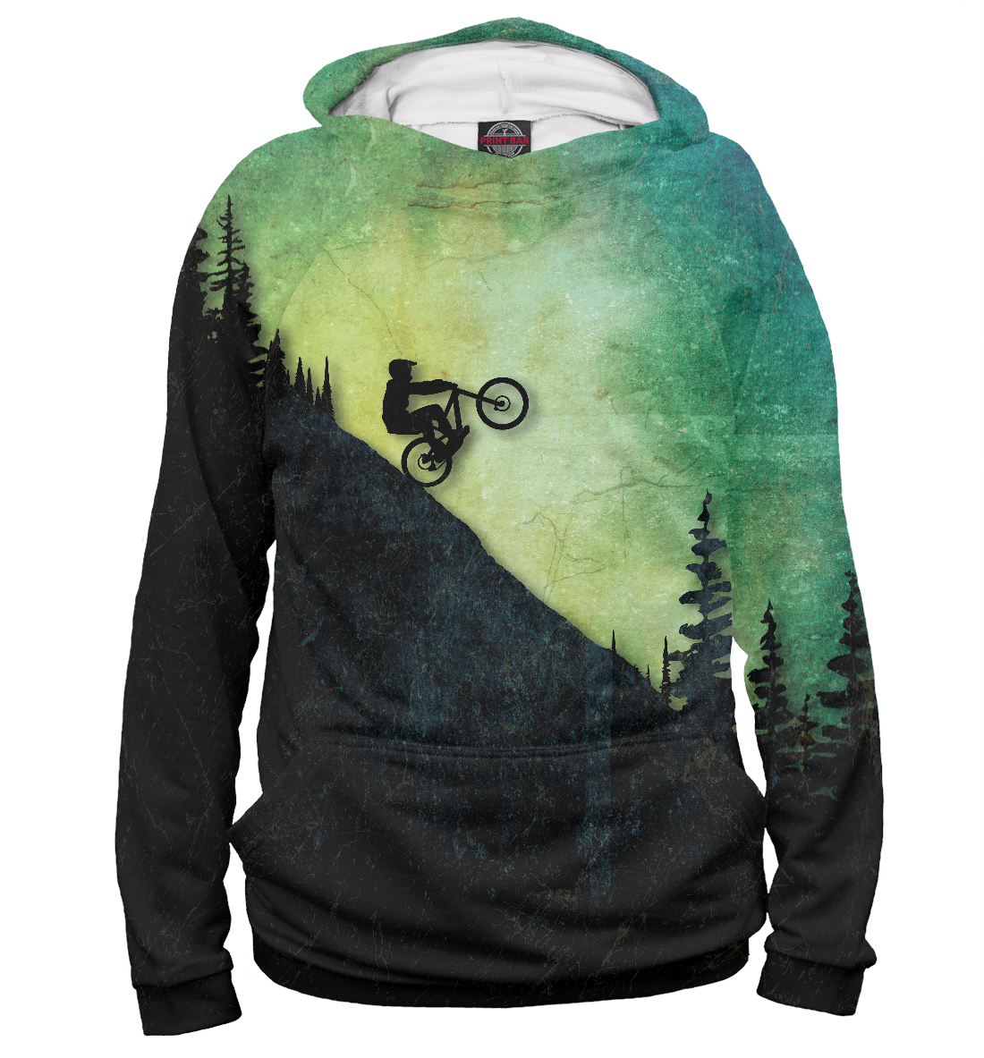 Downhill colors