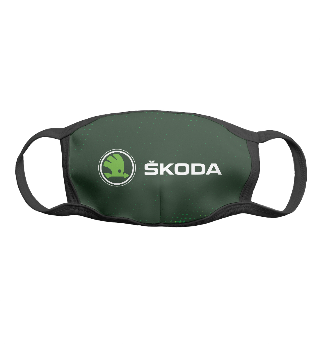 Skoda / Шкода наклейка защитная на внутренний порог багажника черный карбон chn skoda karoq 2020 шкода карок