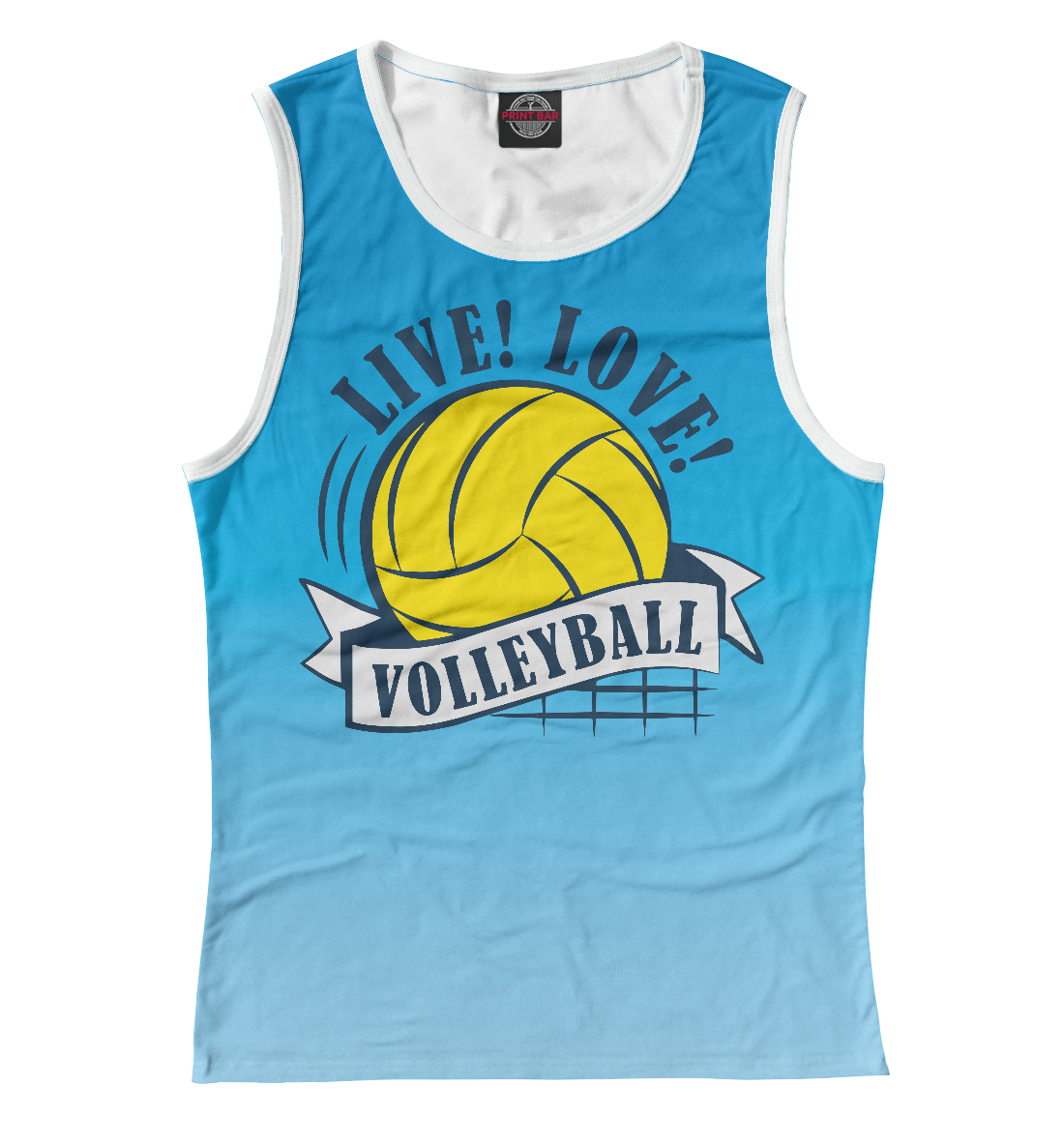 Live! Live! Volleyball!