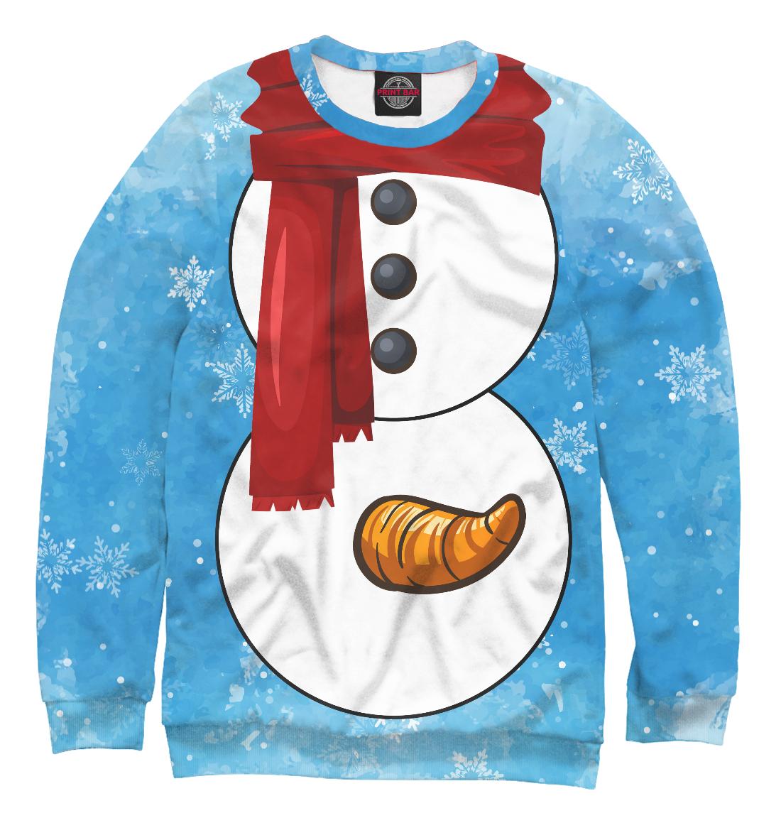 Снеговик с морковкой снеговик с морковкой