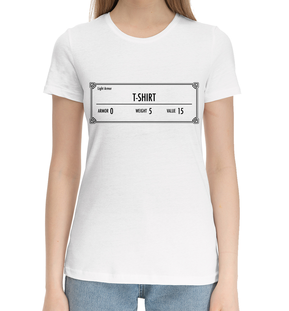 Фото - T-shirt skyrim t shirt boys котмаркот 7094а