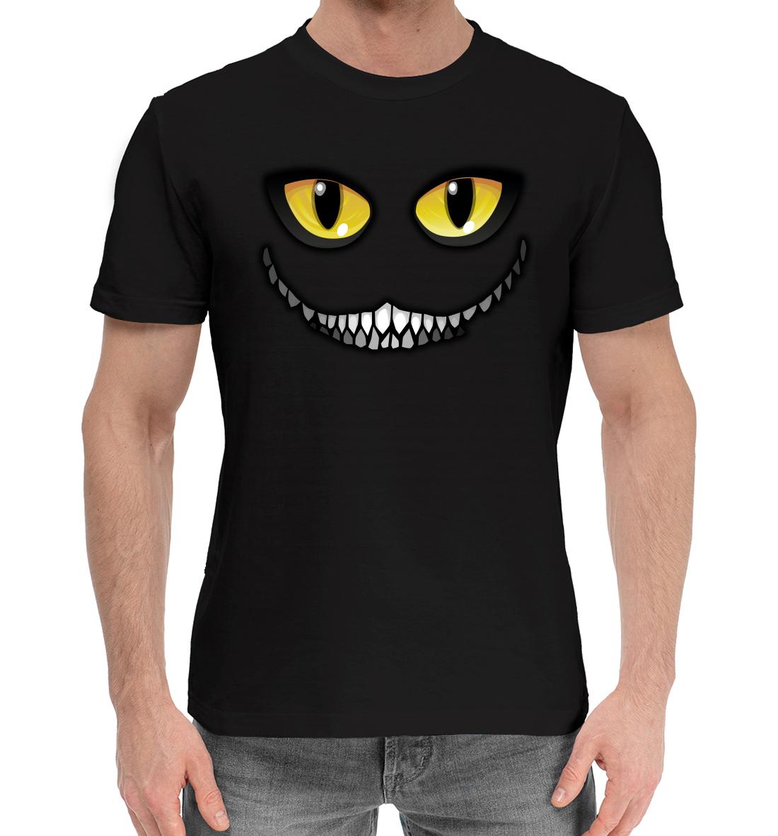 Фото - Чеширский кот чеширский кот на тёмно сером фоне