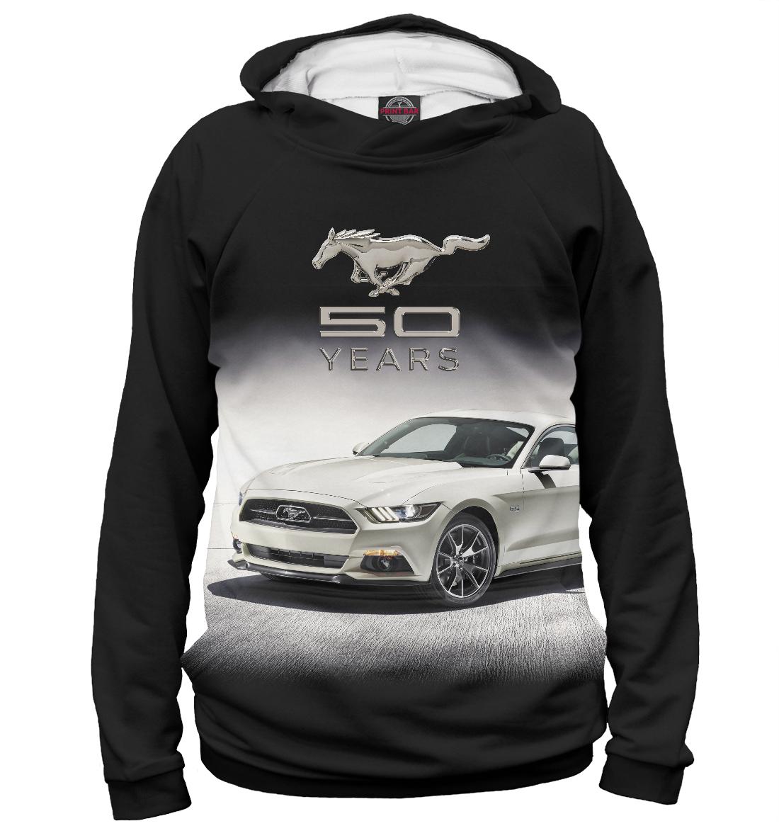 Фото - Mustang 50 years years