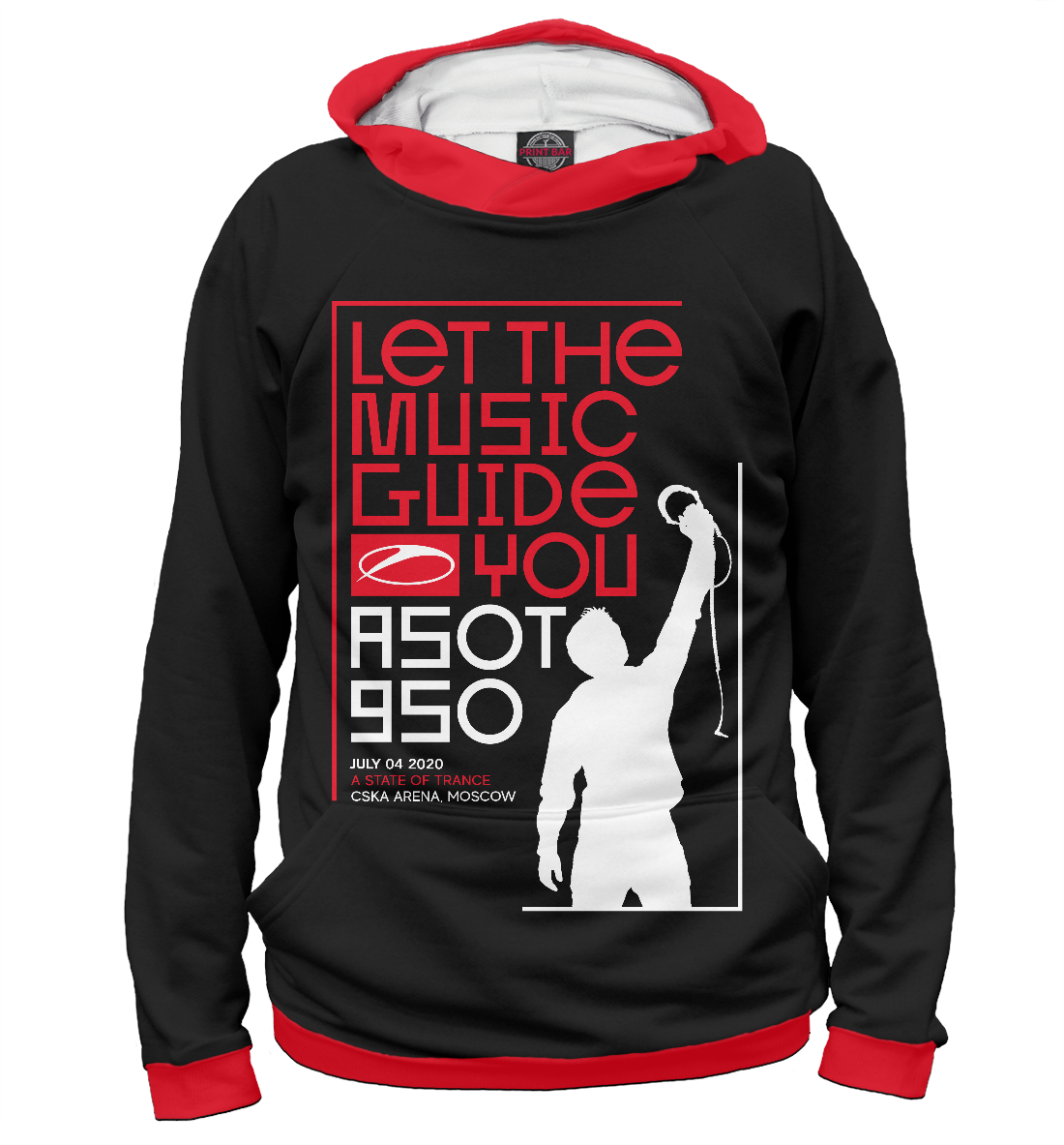 A State of Trance 950 Moscow history of moscow