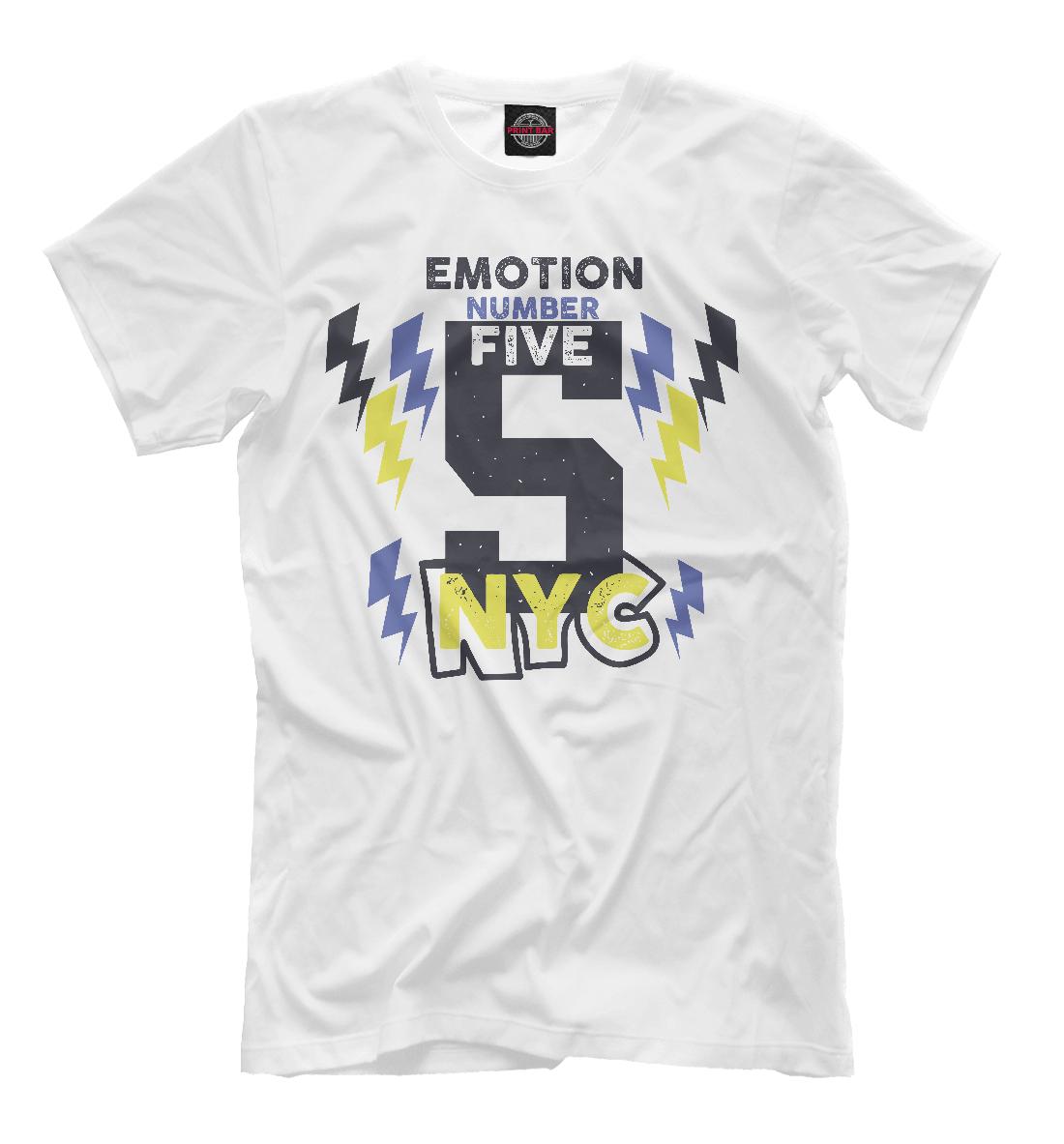 Emotion number five NYC 5