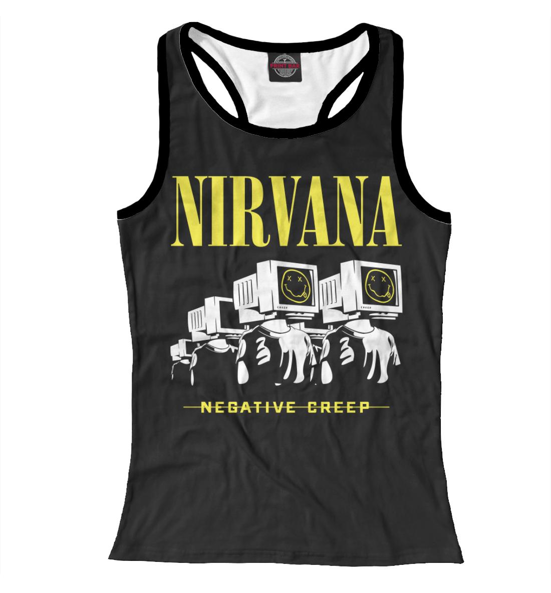Купить Майка для девочки Nirvana NIR-451766-mayb-1