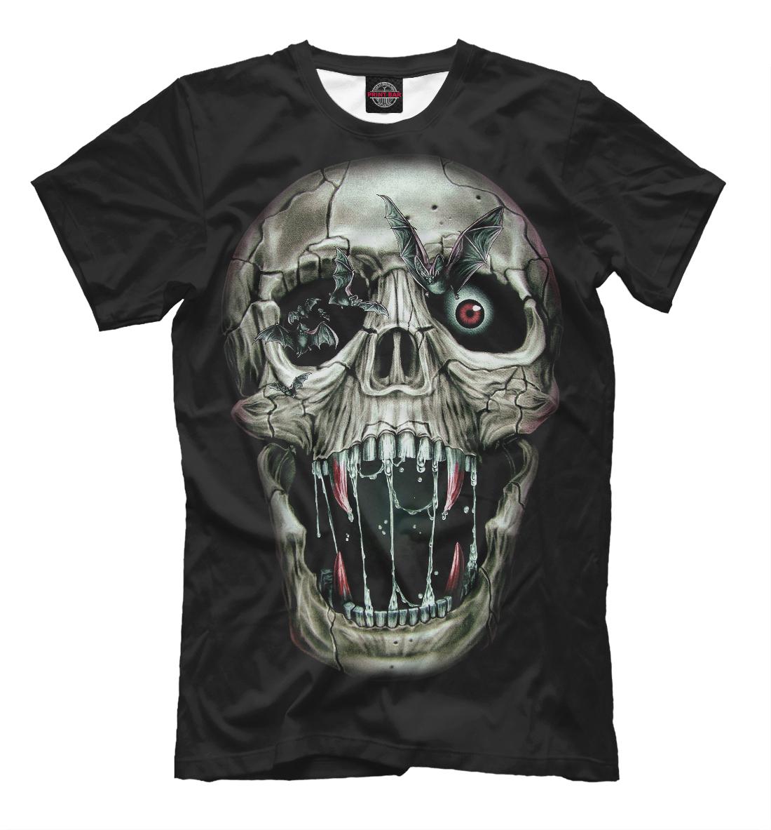 картинки для футболок с черепами