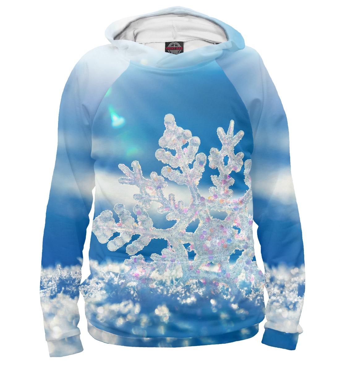 Купить Женское худи Снежинка MAC-534960-hud-1
