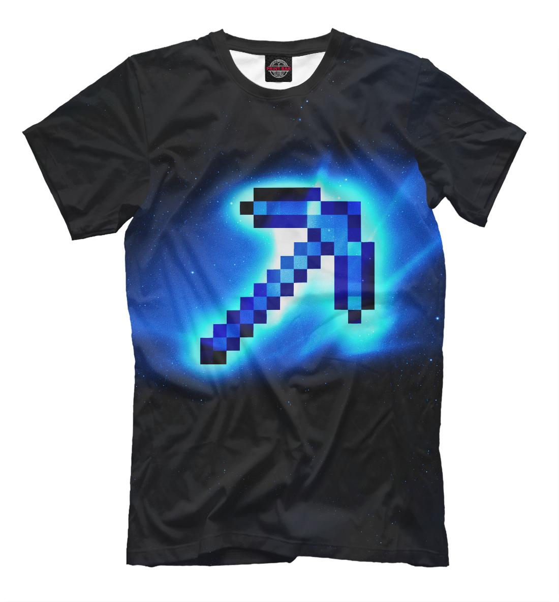 Купить Мужская футболка Minecraft MCR-623901-fut-2