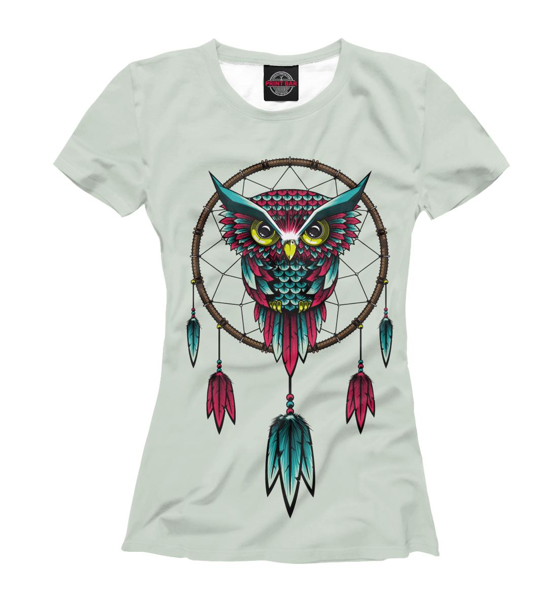 Картинка ловец снов сова