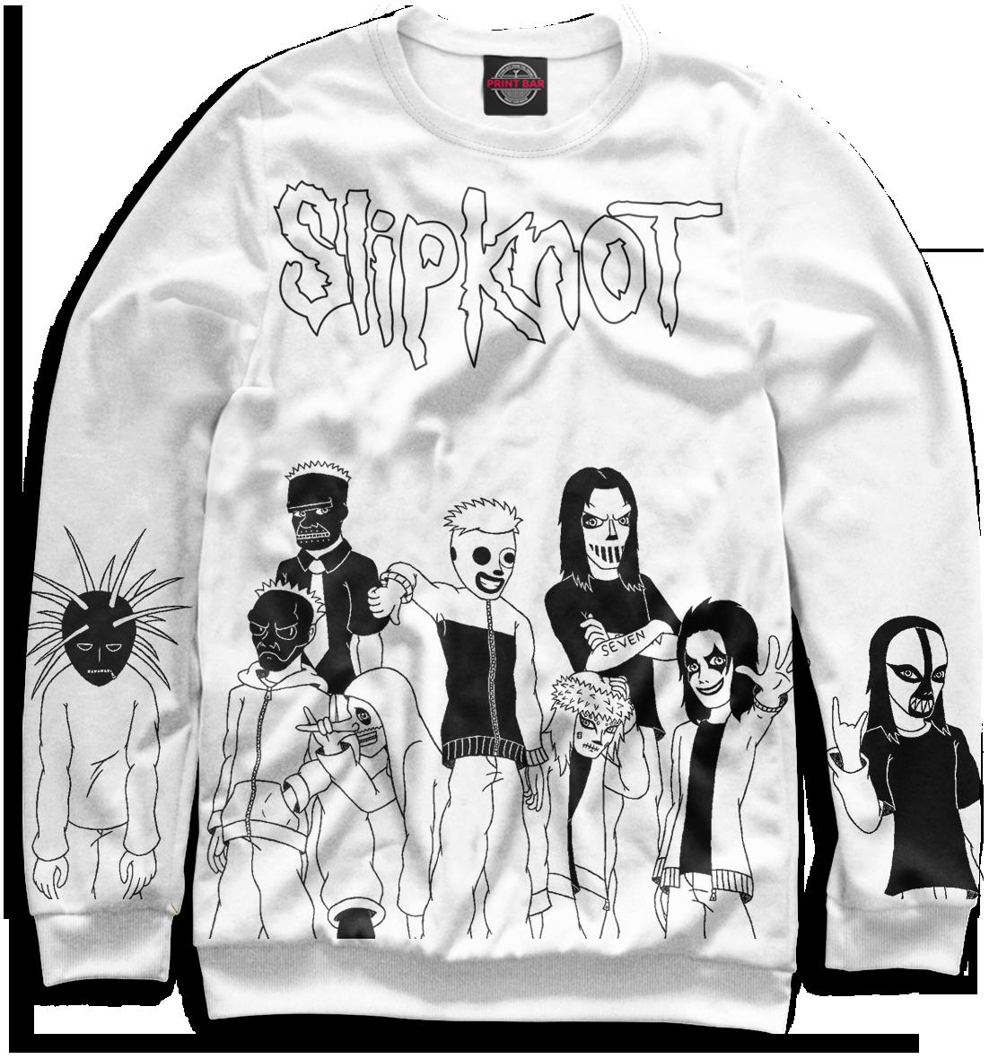 Купить Свитшот для девочек Slipknot SLI-386514-swi-1