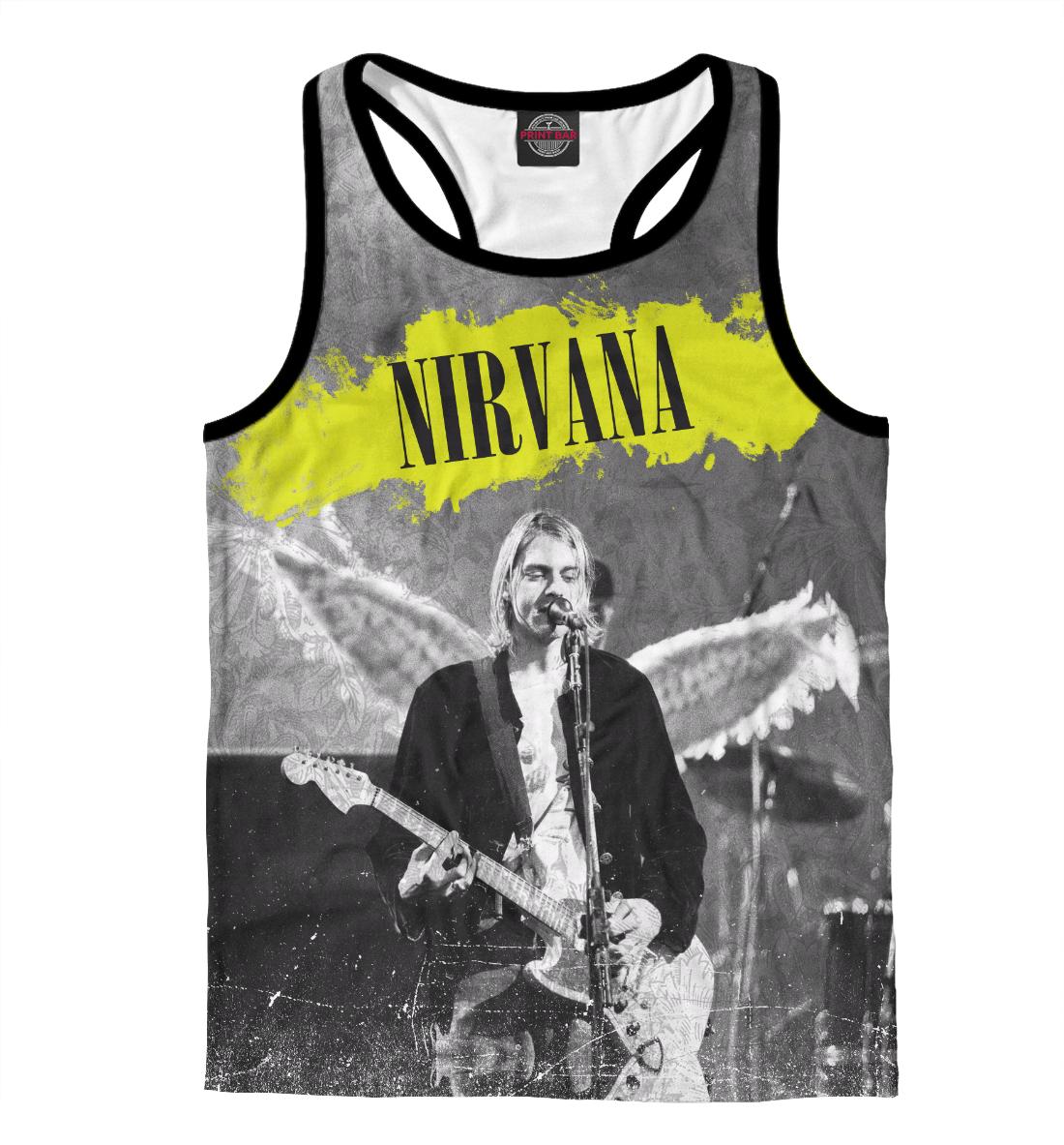 Купить Майка для мальчика Nirvana NIR-550069-mayb-2