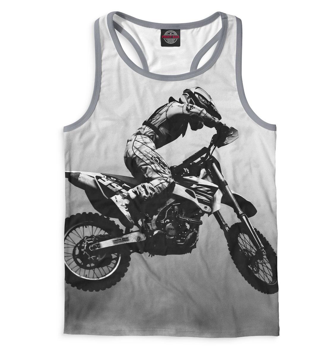 Купить Майка для мальчика Мотоциклист MTR-808148-mayb-2
