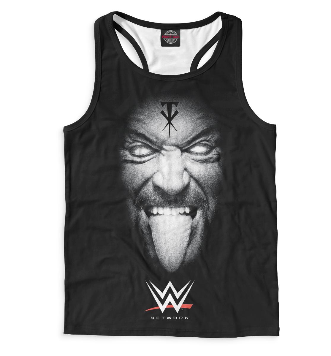Купить Мужская майка-борцовка Гробовщик WWE-648807-mayb-2